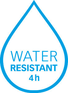 Waterresistant 24h